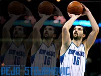 Wallpaper Peja Stojakovic